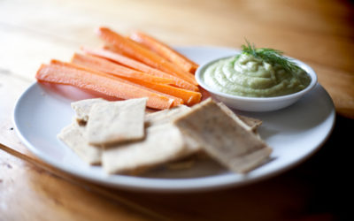 White Bean and Herb Dip