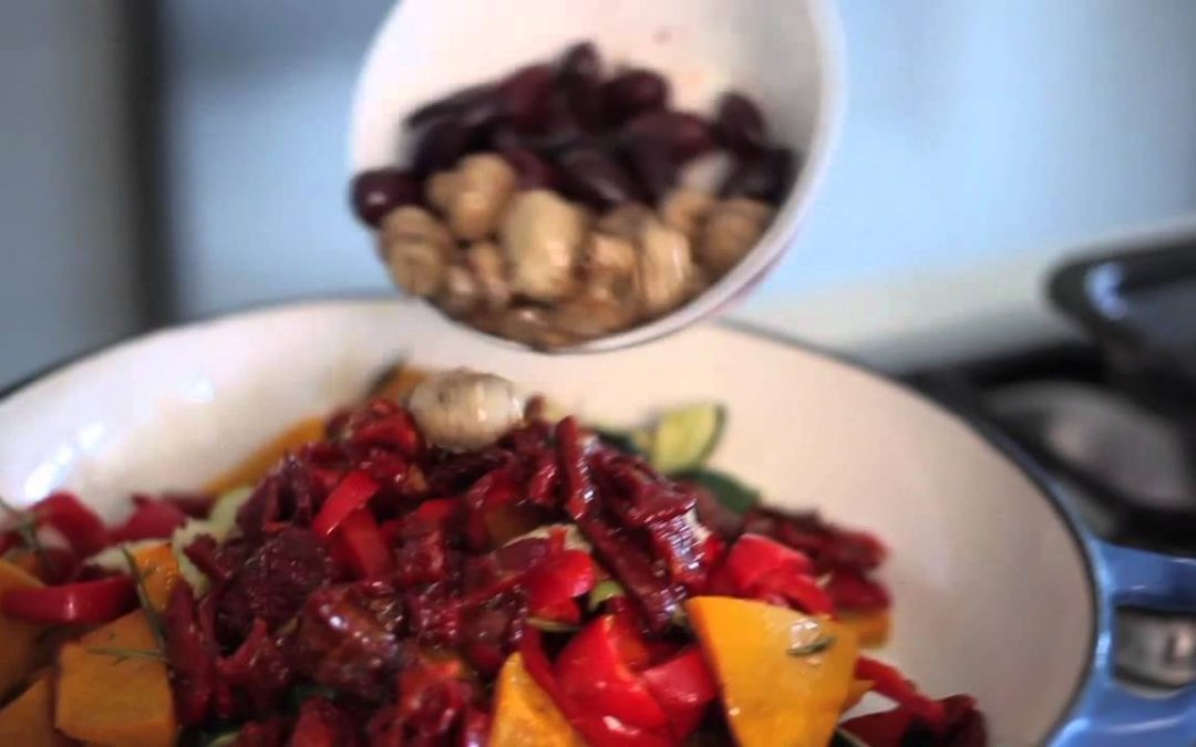 Low Carb Antipasto Salad – Video